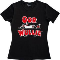 Oor Wullie & Pals Ladies T-shirt