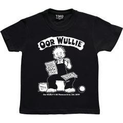 Oor Wullie with Lollipop Kids T-shirt