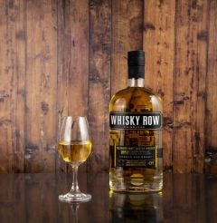 Whisky Row, Smooth & Sweet Blended Whisky