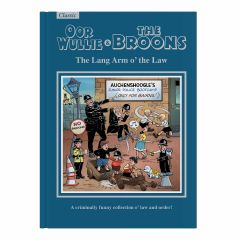 The Broons & Oor Wullie Gift Book 2021