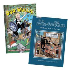 Oor Wullie Book Pack 2021