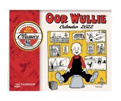 Oor Wullie Calendar 2022