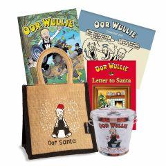 Oor Wullie Christmas Gift Set