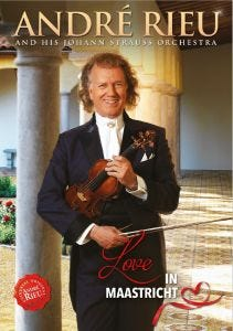 André Rieu Love in Maastricht DVD