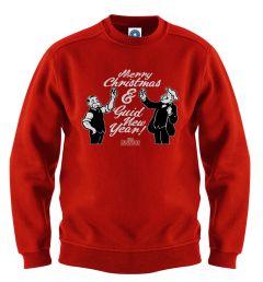 Paw & Granpaw Broons Christmas Jumper