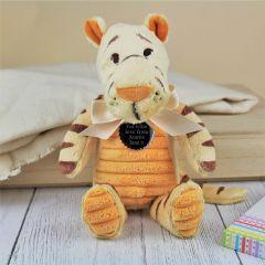 Personalised Classic Tigger Soft Plush Toy