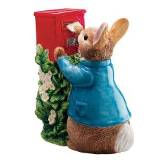 Peter Rabbit™ Posting a Letter Money Bank