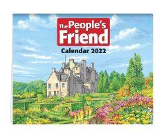 The People's Friend Calendar 2022