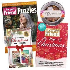 The People's Friend Christmas Pack