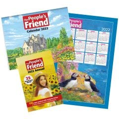 The People's Friend Classic Pack 2022