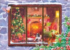 The People's Friend Christmas Jigsaw Puzzle