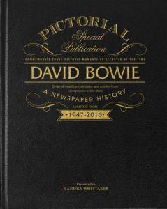 David Bowie Pictorial Newspaper Book