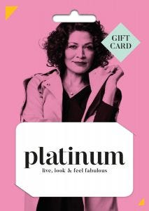Platinum Magazine Subscription Gift Card