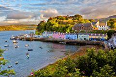 Portree, Isle of Skye Jigsaw