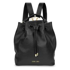 Black Primrose Hill Bucket Bag