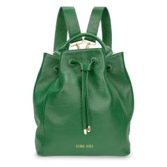 Green Primrose Hill Bucket Bag