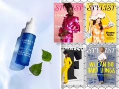 Stylist Monthly Print Subscription + free Lumene serum
