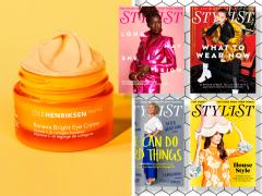 Stylist Monthly Print Subscription + Ole Henriksen Eye Cream Worth £33