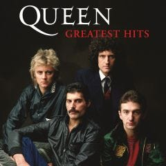 "Queen ""Greatest Hits"""