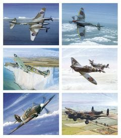 RAF World War II Print Collection