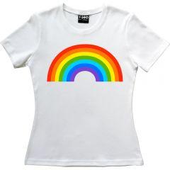Rainbow T-Shirt Women