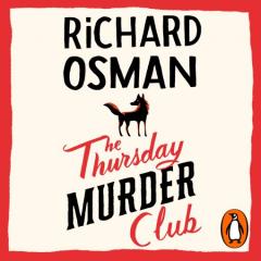 Richard Osman – The Thursday Murder Club – Audiobook