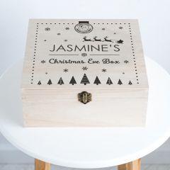 Santa Christmas Eve Box