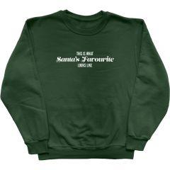Santa's Favourite Sweatshirts
