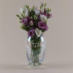 Personalised Script Name Swarovski Vase