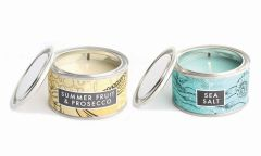Sea Salt & Summer Fruit & Prosecco Elements Candle