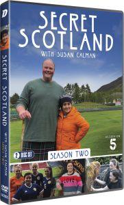 Secret Scotland with Susan Calman: Series Two