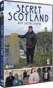 Secret Scotland with Susan Calman: Series One