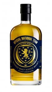 Scottish National Team Blended Malt Whisky