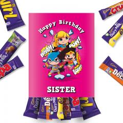 Cadbury Super Hero Girls Hamper