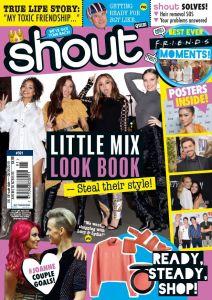 Shout Staff Subscription