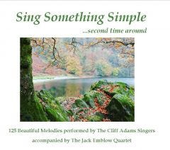 Sing Something Simple... Second Time Around - 4 CD Set