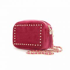 Sienna Jones Cerise Sophie Stanbury Crossbody Handbag