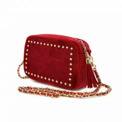 Sienna Jones Red Sophie Stanbury Crossbody Handbag