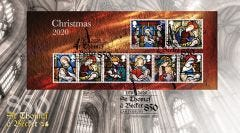 St Thomas á Becket Stamps
