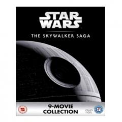 Star Wars: The Skywalker Saga - 9 DVD Set