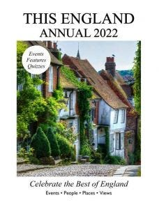 This England Annual 2022