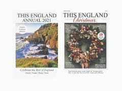 This England Annual & Christmas Special Pack