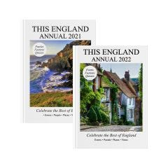 This England Annuals 2021 & 2022