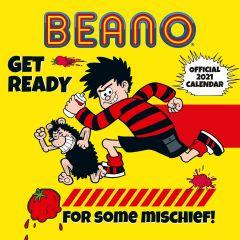 Beano Calendar 2021