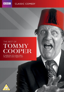 Tommy Cooper - The Best Of DVD