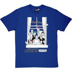 The Broons Christmas Window T-Shirt
