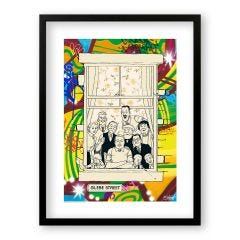 The Broons Make Every Family Happy Sleek Prints and Canvases