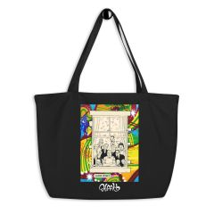 The Broons Make Every Family Happy Tote Bag