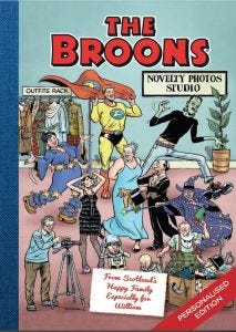 The Broons Personalised Annual 2022