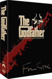 The Godfather: Trilogy - 5 DVDs